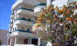 AM-S3. Apartments MEDITERRANEO. Studio (large) with a balcony, max. 3 people.