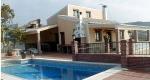 V002. Villa ALEXANDRA, 3 slaapkamers voor 6 personen.