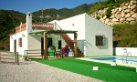 "v015. StarNerja. House ""MATU"", in the mountains, swimming pool, 3 bedrooms, up to 8 people."
