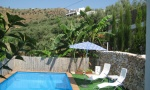 "041. The house in the mountains ""Cortijo Jose"" 2 bedrooms, swimming pool, up to 4 - 5 people."