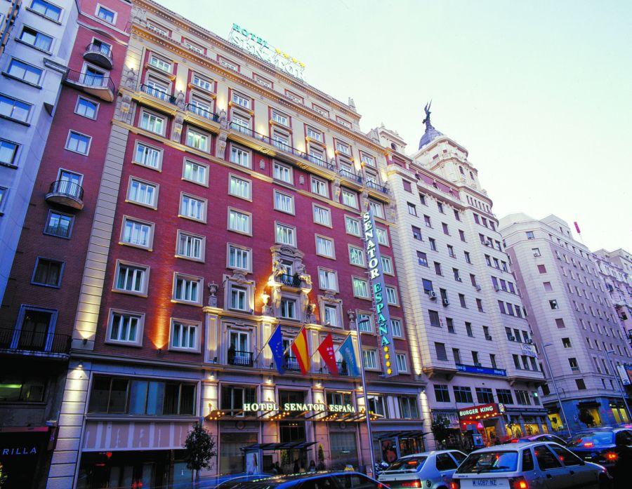Starnerja Gb 034 Senator Espa A Spa Hotel Madrid